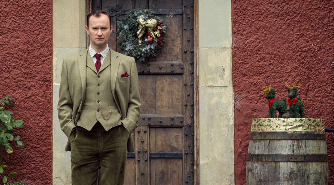 The Character of Mycroft Holmes, Then and Now