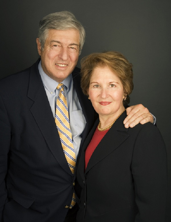 Tim and Nina Zagat.JPG