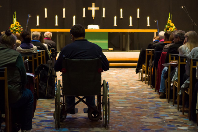 Mega Churches Cater to those with Special Needs