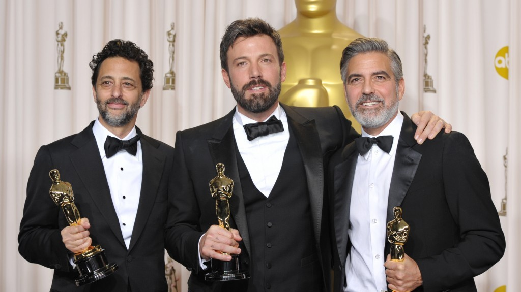 More Golden Globe Wins and Another Oscar for Clooney