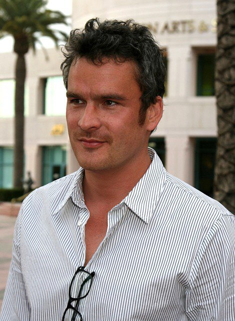Actor Balthazar Getty