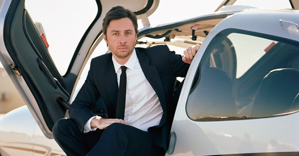 Zach Braff: Flying Away From Fear
