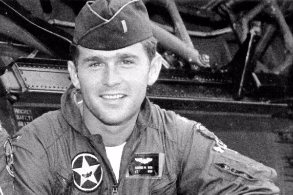 George W. Bush: Fighter Pilot and President
