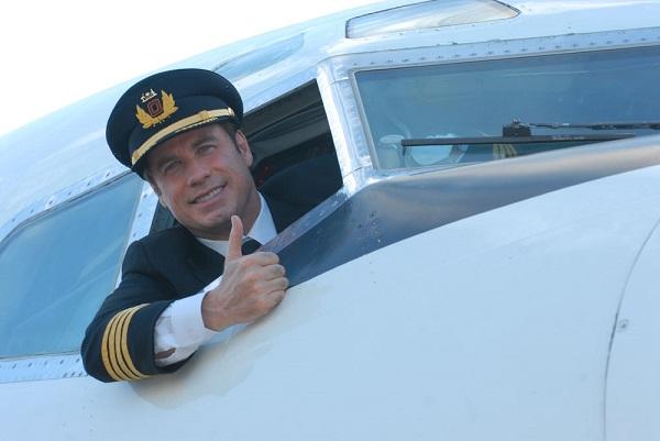 John Travolta: Famous Actor and Pilot