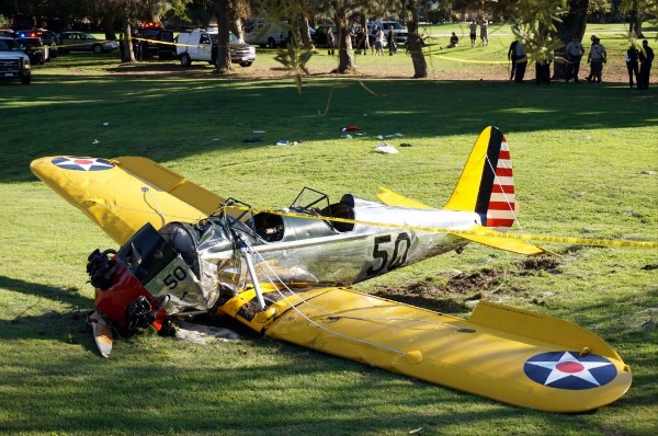 Harrison Ford: From Star Wars to His Real-Life Plane Crash