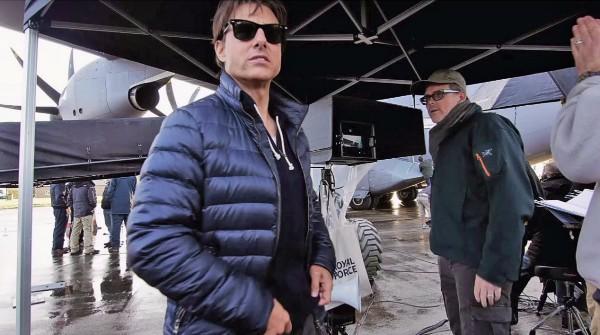 Tom Cruise: Action Star to Star Gazer