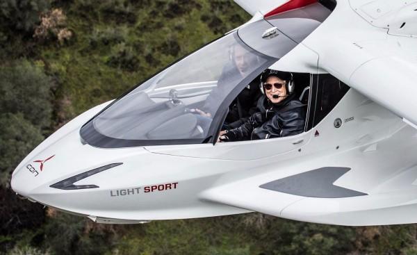 Jimmy Buffett: Longtime Pilot