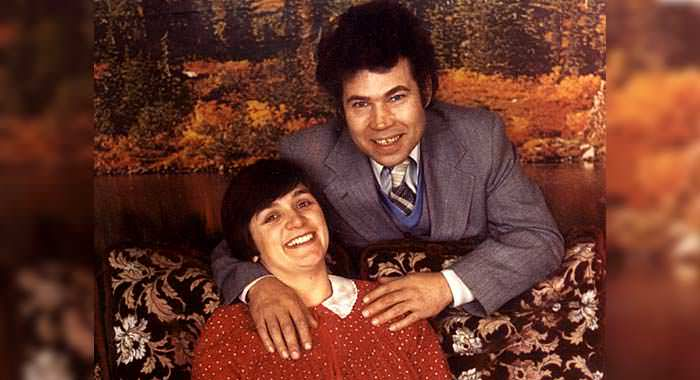 Rosemary and Fred West