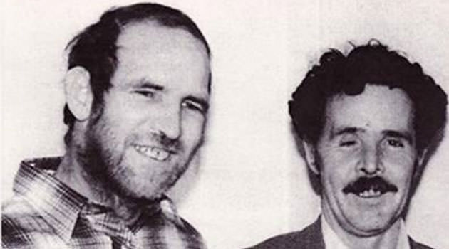 Henry Lucas and Ottis Toole
