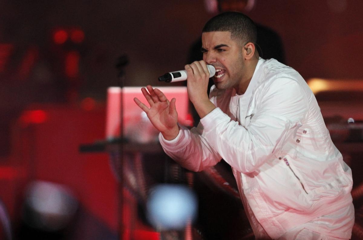 Drake…Being Drake