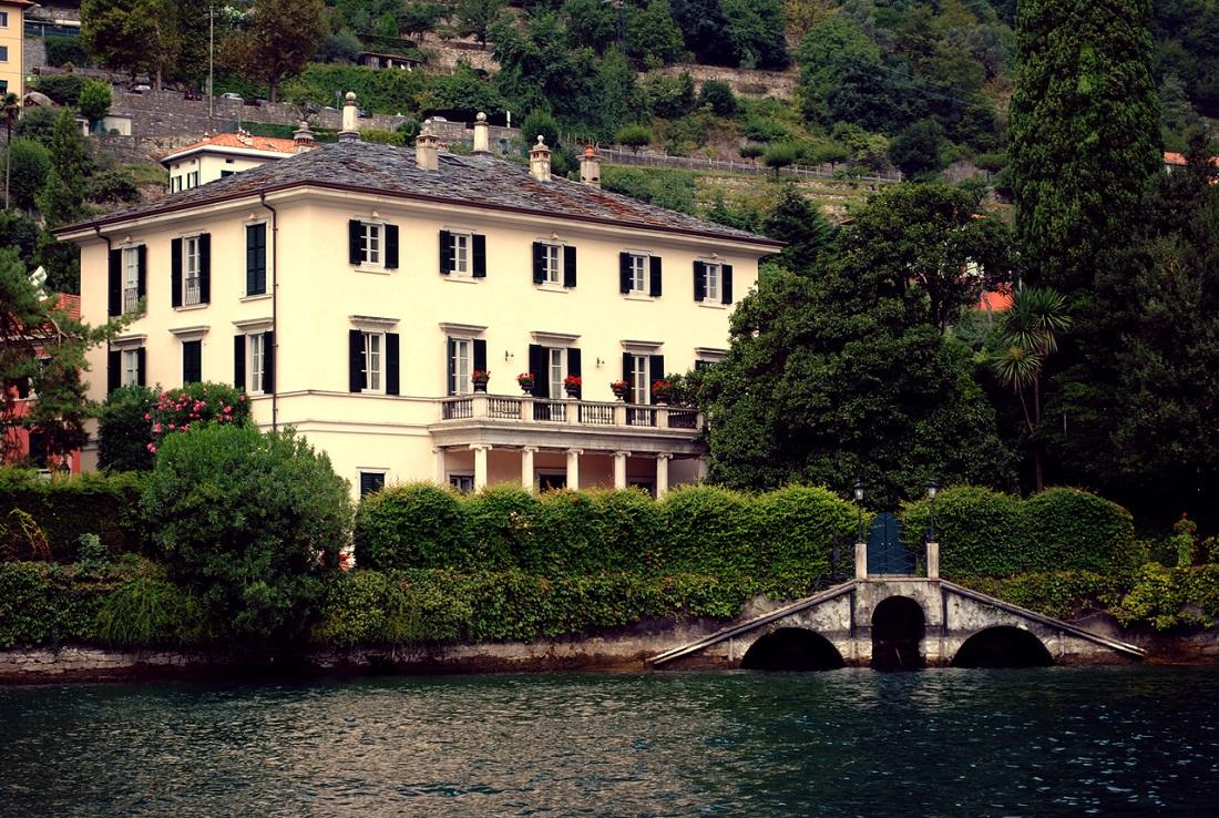 George Clooney's Villa