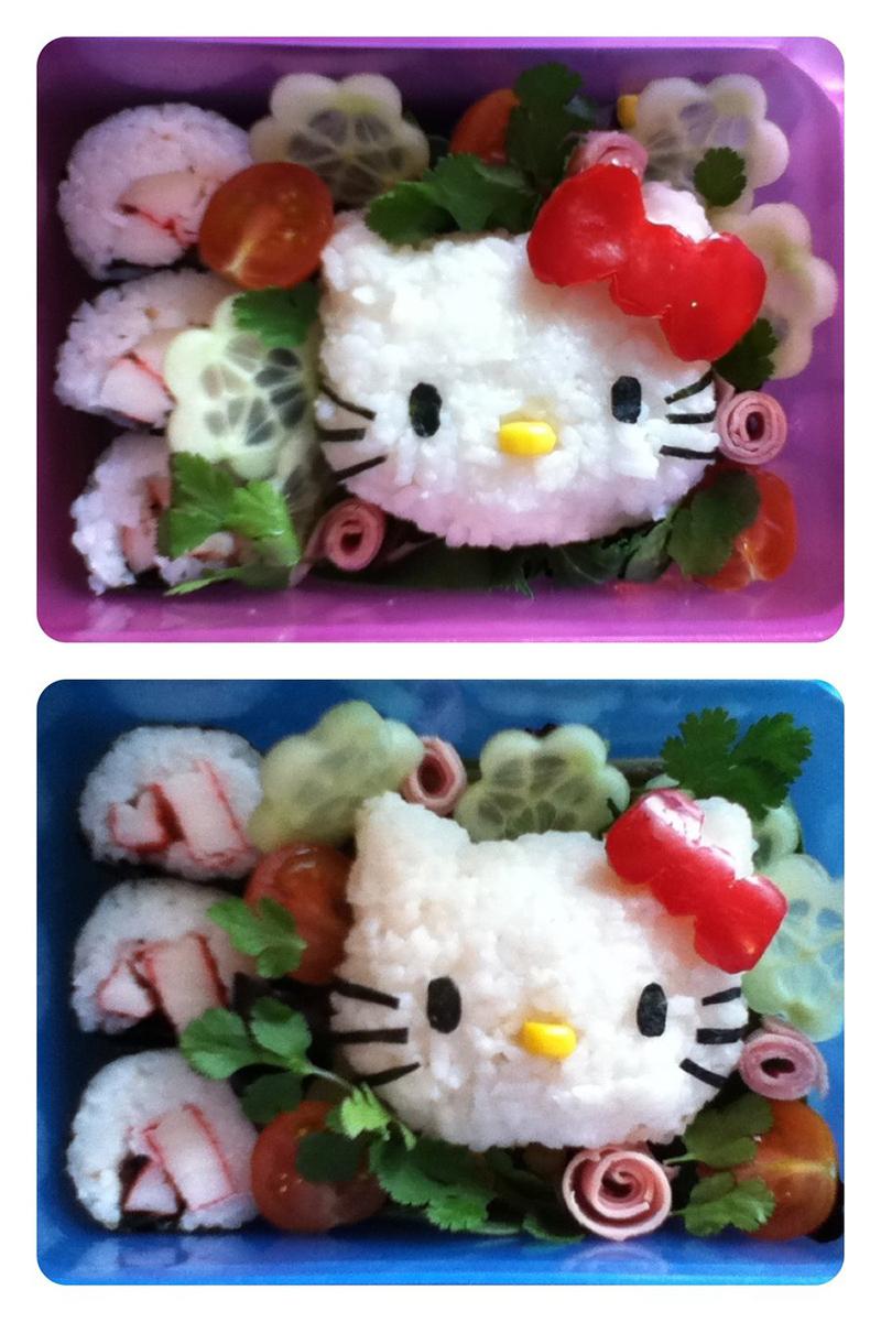 Hello Kitty Snack