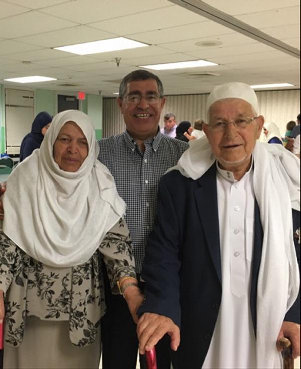 Aicha & Abdullah Hijazi