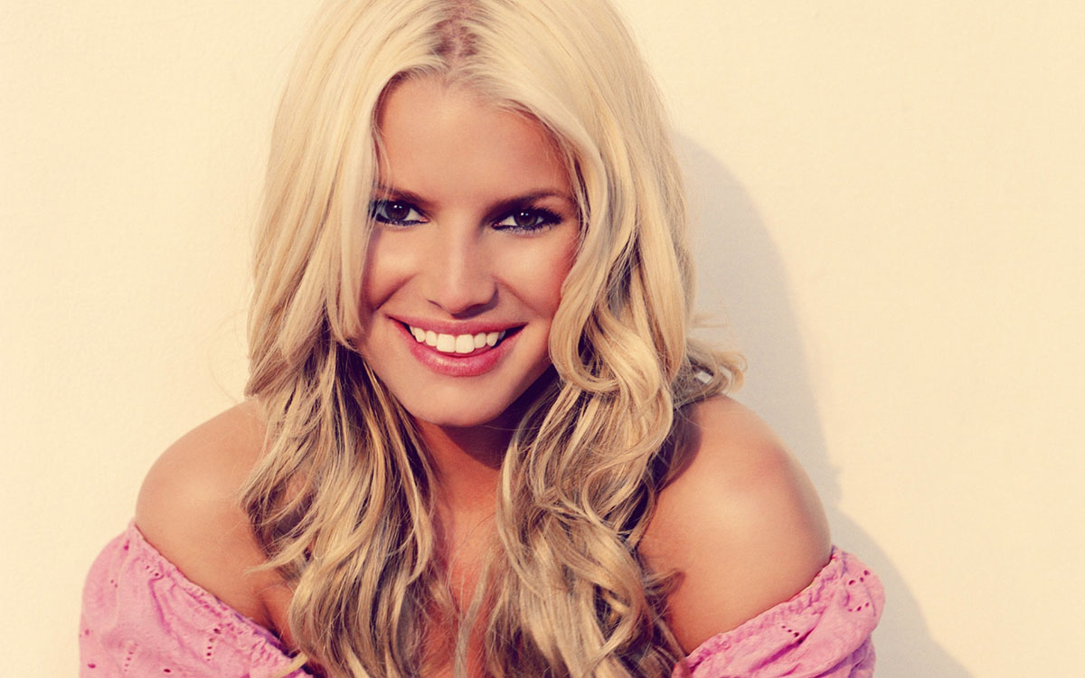 Jessica Simpson's Something Special