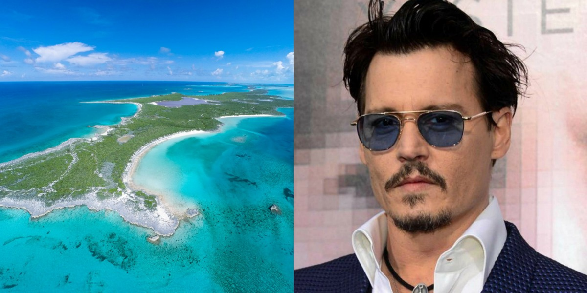 Johnny Depp explores his Pirate side