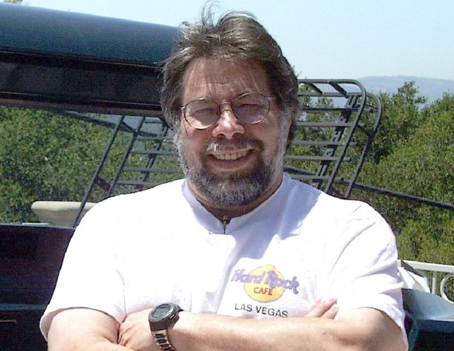 Dating Steve Wozniak