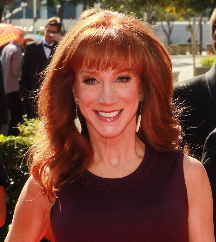 Kathy Griffin Was Unhappy With Her Low Wage on the Show
