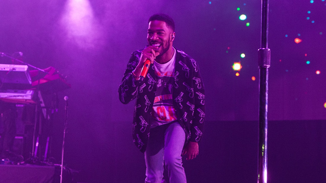 Kid Cudi in Concert - Las Vegas