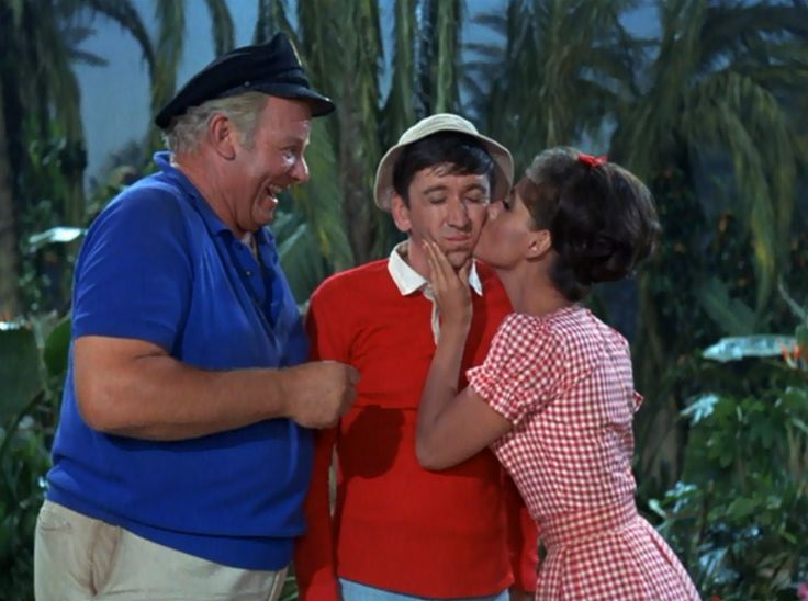 We Loved Gilligan's Island Because…