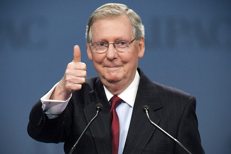 Mitch McConnell's Blatant Disrespect for Democracy
