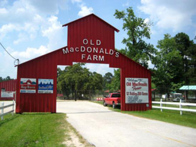 Old McDonald's Farm- Hampton, Virginia