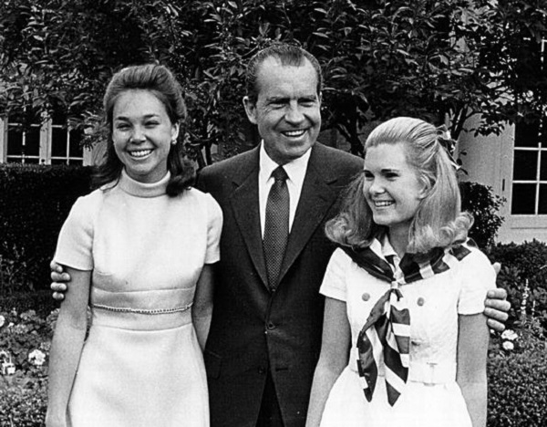 Nixon's Daughters