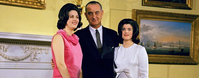 LBJ's Daughters