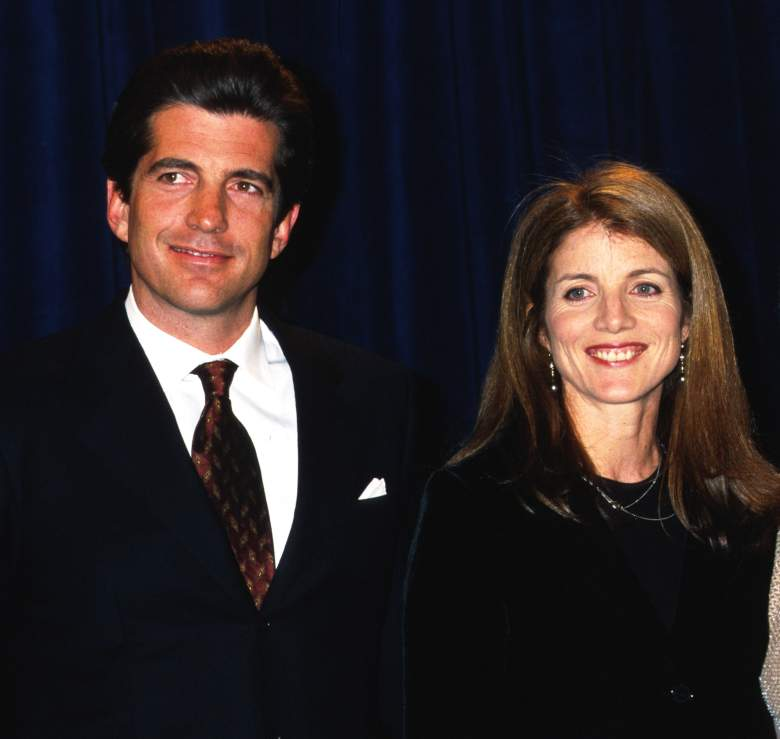 Caroline and JFK Jr.