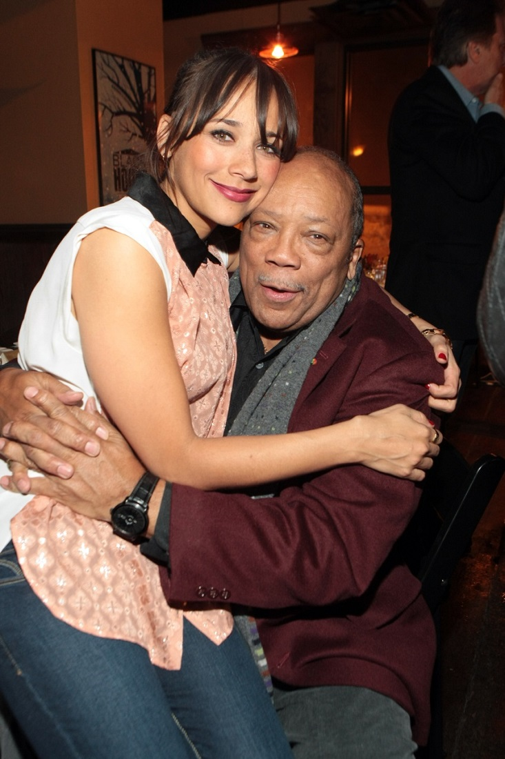 Quincy and Rashida