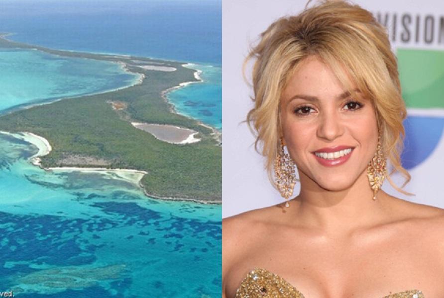 Shakira – Bonds Cay
