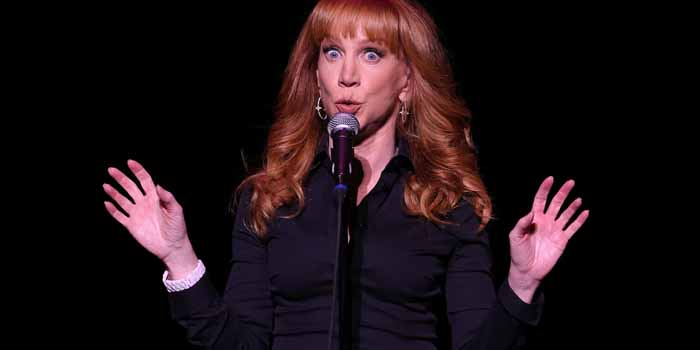 Celebrities Kathy Griffin Has Turned into Punchlines