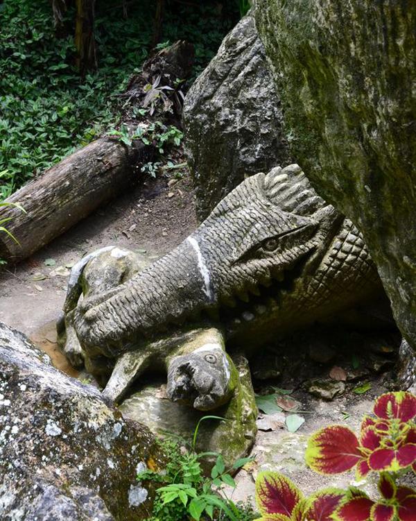 Cuba's Stone Zoo