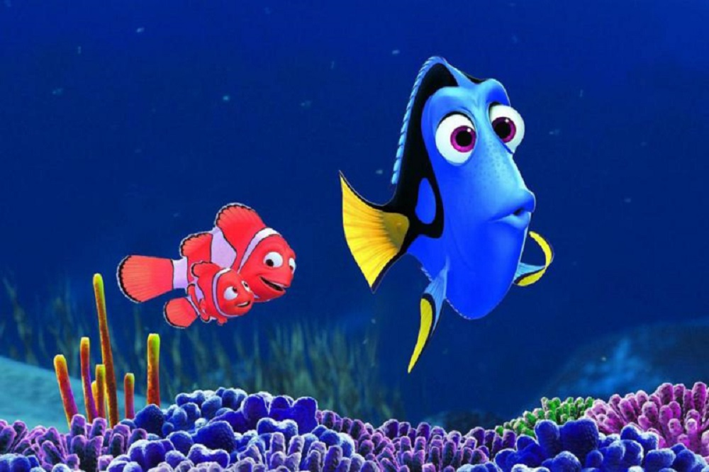 He Screened Finding Dory at the White House