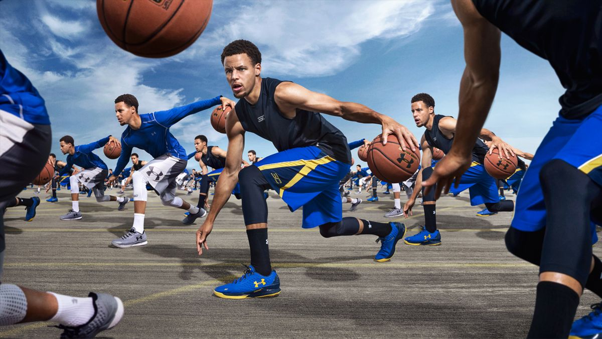 Stephen Curry: Under Armour