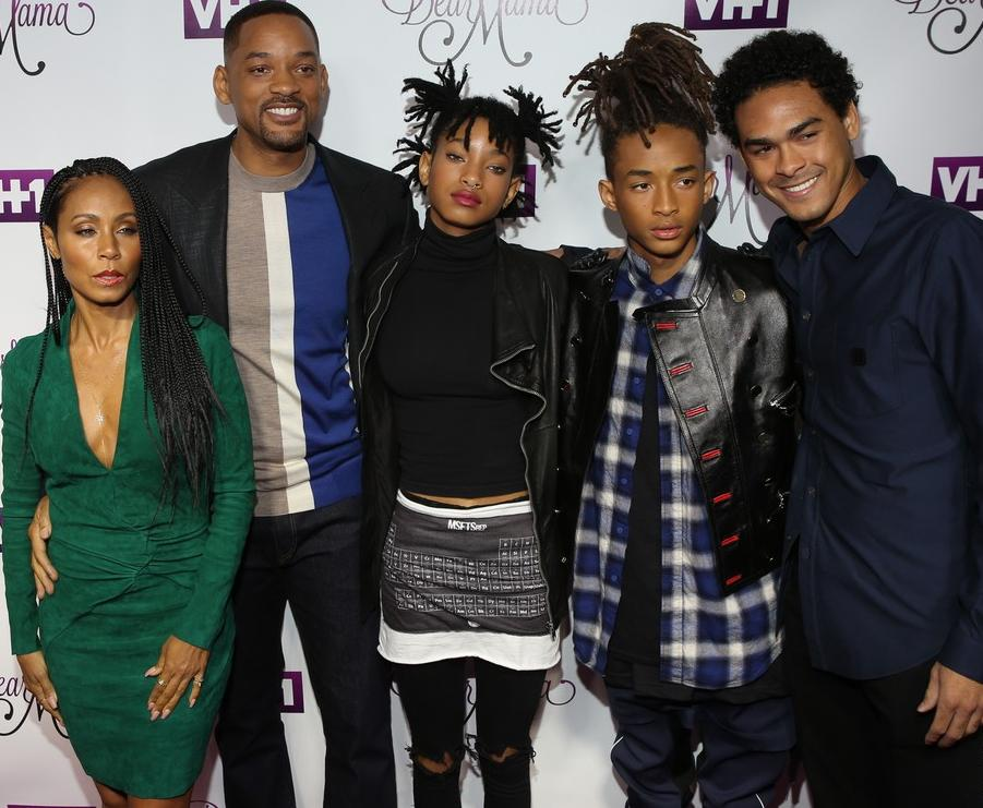 Will Smith and His Clan