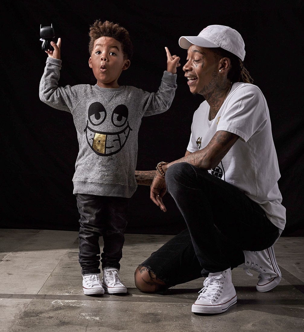 Wiz Khalifa and Sebastian
