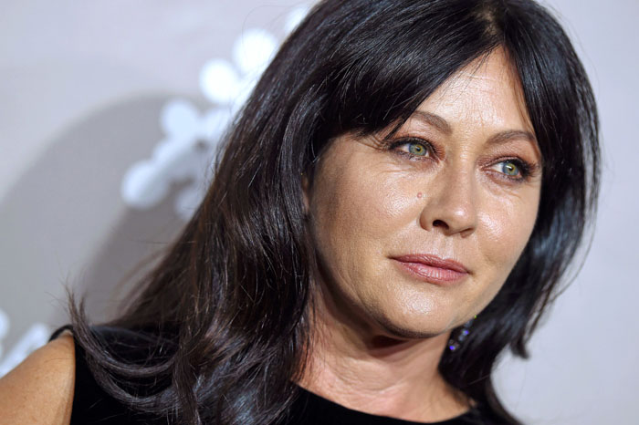 "Shannen Doherty Says, ""I'm a Conservative!"""