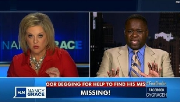 The Time Nancy Grace Found A Missing Kid