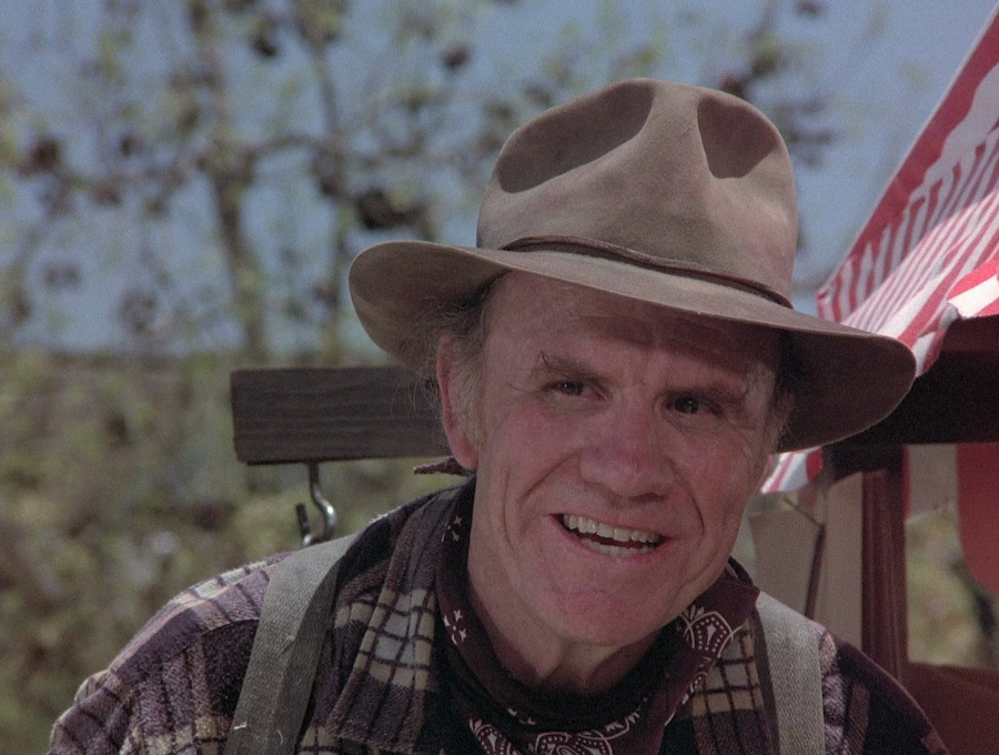 Sheriff Fred Tomlinson (R.G.Armstrong)
