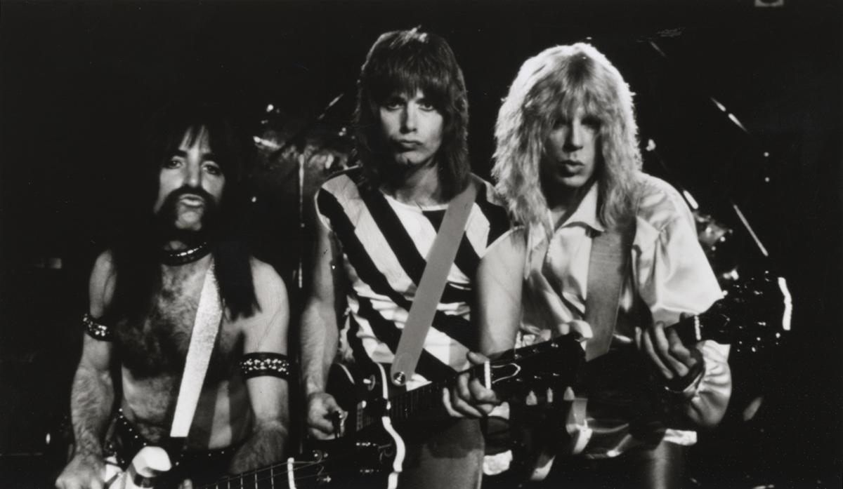 A Real Look at a Rock Band?