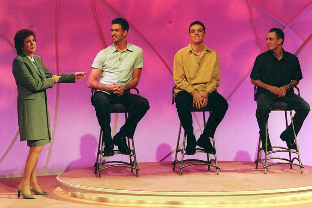 90s game shows - blind date
