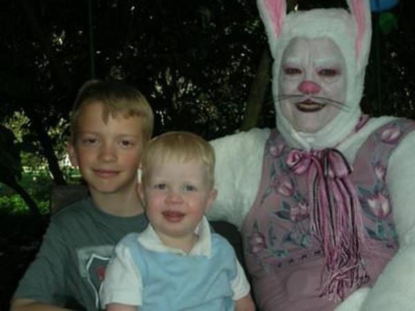 One Happy Bunny Family