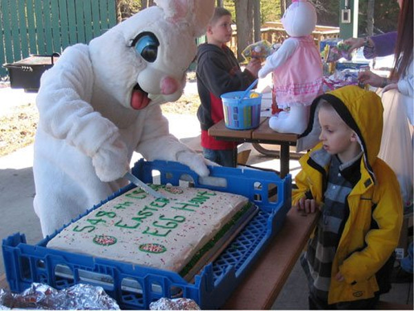 Bunny With A Knife