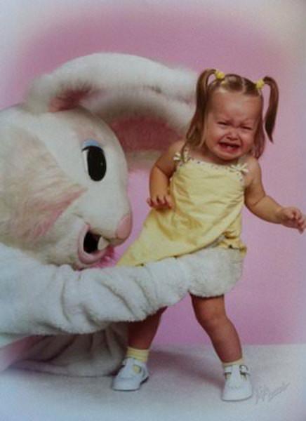 Grabby Bunny