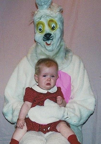 Yellow Eyed Bunny