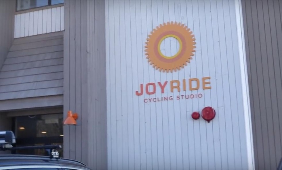 Love at First JoyRide