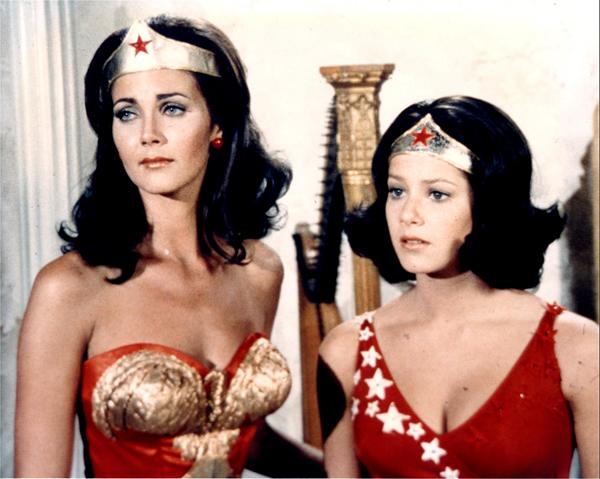 A Feud Between Wonder Woman & Wonder Girl?