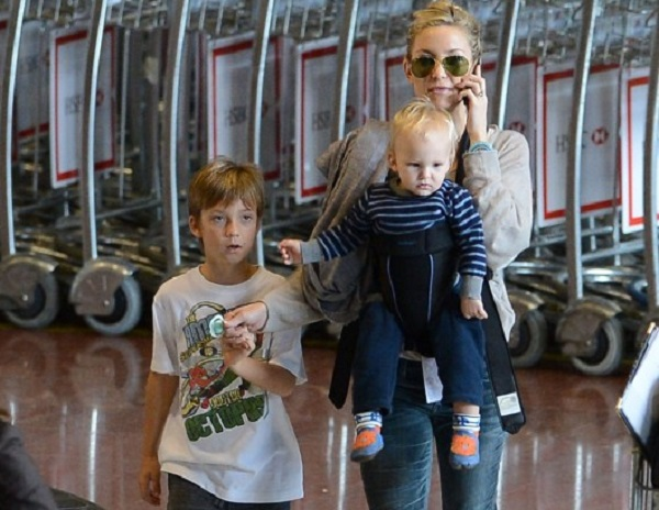 Kate Hudson: The Working Mom