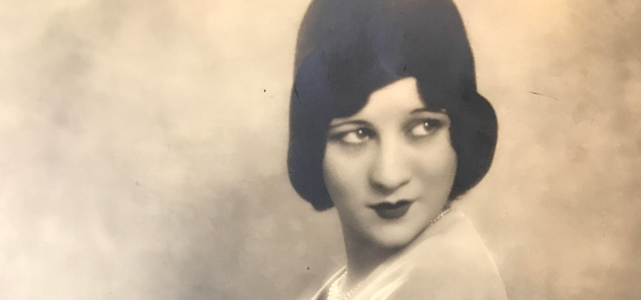 Lillian Helped Her Family In The Depression