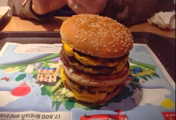 Monster Mac – McDonald's